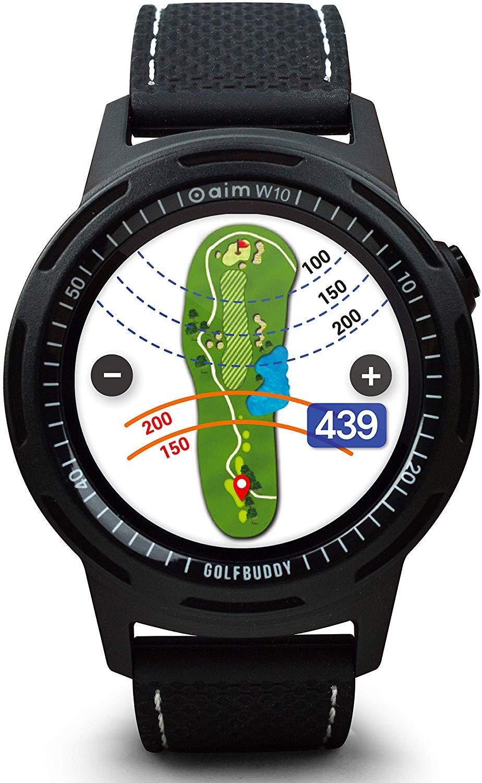 Montre GPS GolfBuddy W10 Télémètre de Golf image_1
