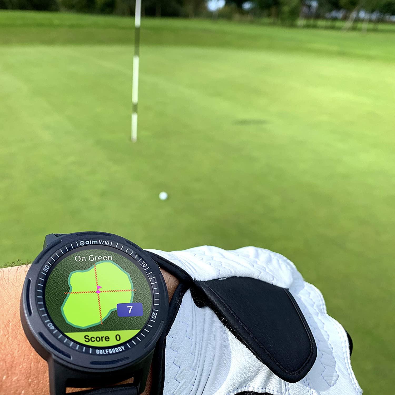 Montre GPS GolfBuddy W10 Télémètre de Golf image_11