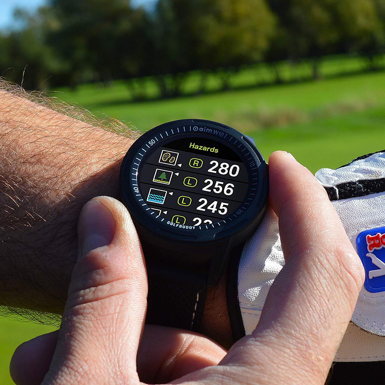 Montre GPS GolfBuddy W10 Télémètre de Golf image_9