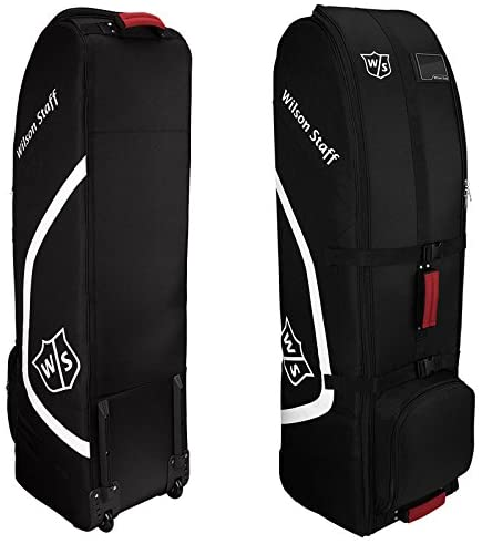 sac de golf voyage Wilson Staff Padded Travel Cover